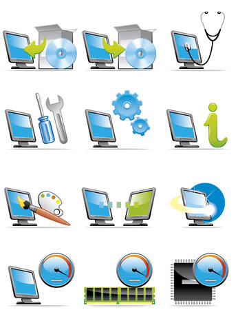 installing: Computer icons
