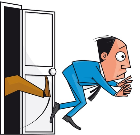 despido: El jefe echa a su empleado