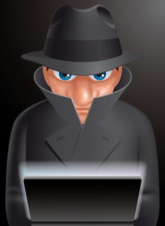 spy: Informatics spy