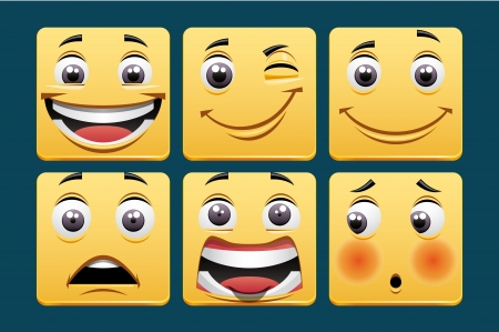 happy emoticon: Emoticons