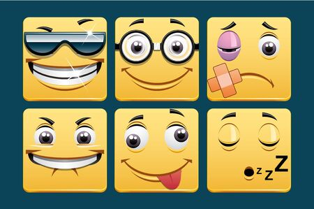 Emoticons photo