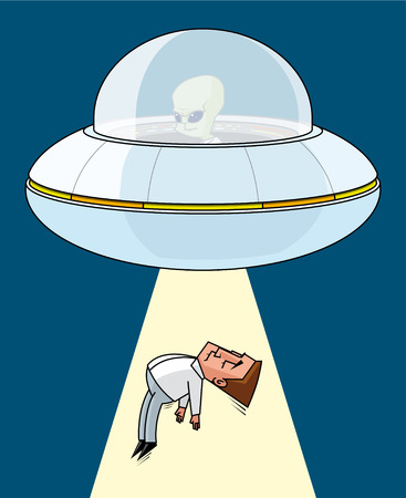 kidnapping: Ufo abduction