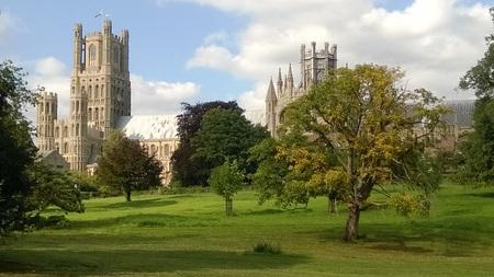 cambridgeshire: Ely Cathedral Cambridgeshire East Anglia England