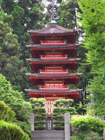 japanese garden at san francisco