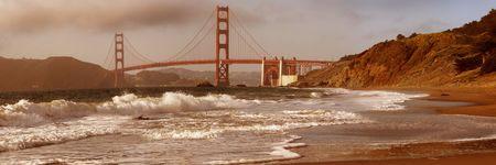 Golden Gate at San Francisco photo