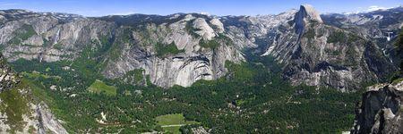 panorama at Yosemite National Park Stock Photo - 5533705