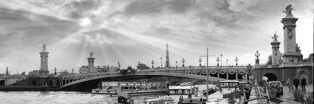 historical monument of Paris city