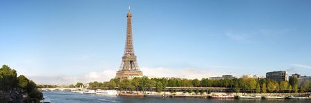 famous tour eiffel in Paris