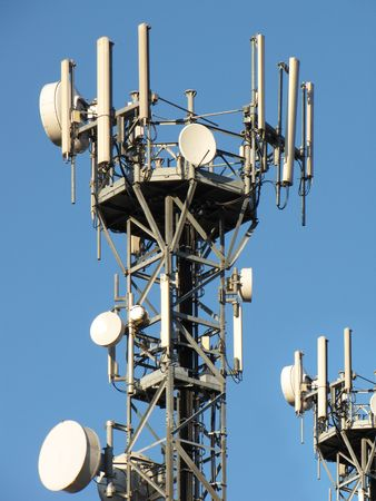 communication tower for mobile phone