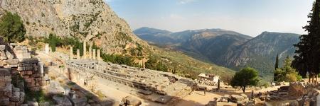 delphi sanctuary photo