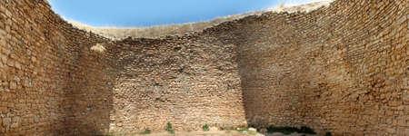 peloponnesus: ruins