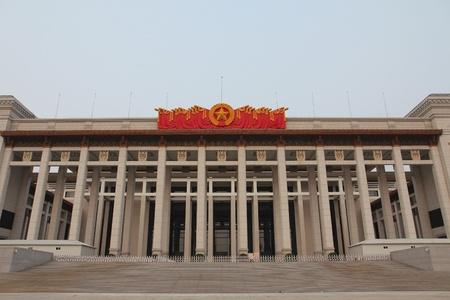 great hall: tienanmen square