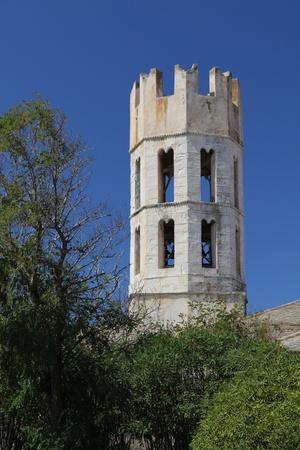 octagonal: torre octogonal
