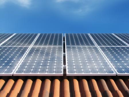solar panel Stock Photo - 15491627