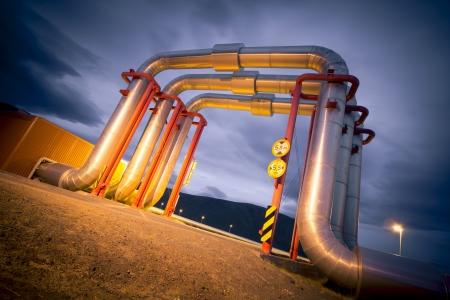 pipeline bridge