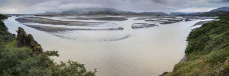 turbid: turbid water