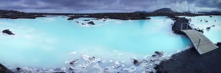 blue lagoon: lago blu
