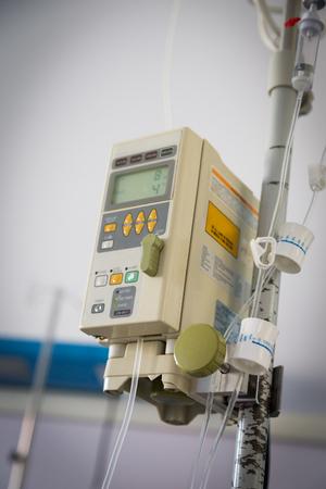 regulator: regulator machine for drip therapy