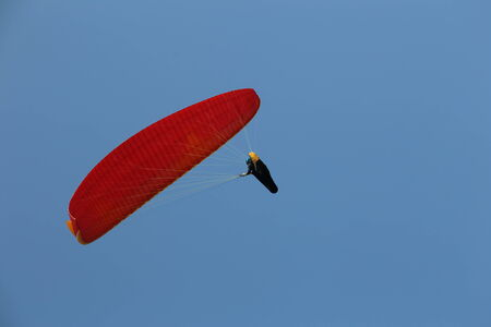 parachuting: parachuting activity