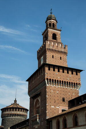 sforzesco: milan castle