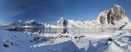 lofoten: lofoten island Stock Photo