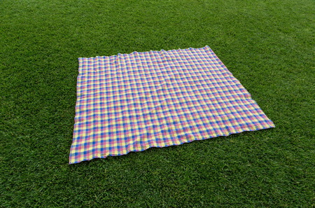 pic nic: cloth for a pic nic in spring time