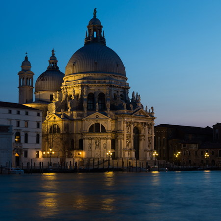 salute: Santa Maria della Salute Stock Photo