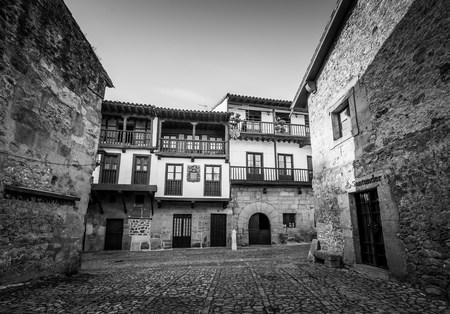 cantabria: Santillana del Mar in Cantabria region, Spain