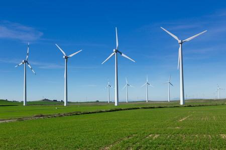 wind turbines: wind farm for a sustainable future