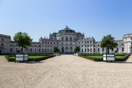 Stupinigi Palace, old king residencial house