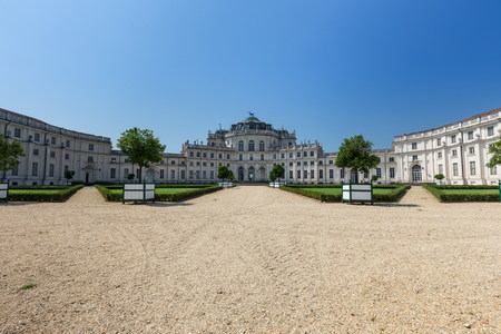 residencial: Stupinigi Palace, old king residencial house