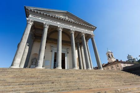 chiesa: Chiesa della Gran Madre di Dio in Turin