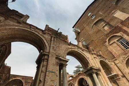 rivoli: Rivoli castle, one of the symbol of Turin Editorial