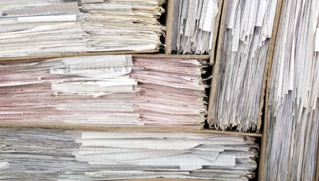 catalogs: Composition of a lot of documents and catalogs