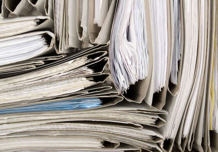Composition of a lot of documents and catalogs Stock Photo - 2607495