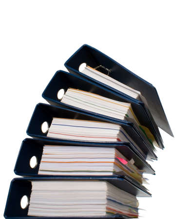Composition of a lot of documents and catalogs Stock Photo - 2625447