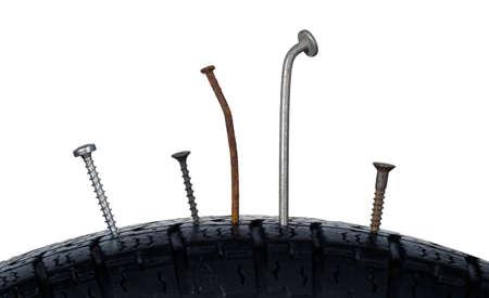 kolo s nehty
