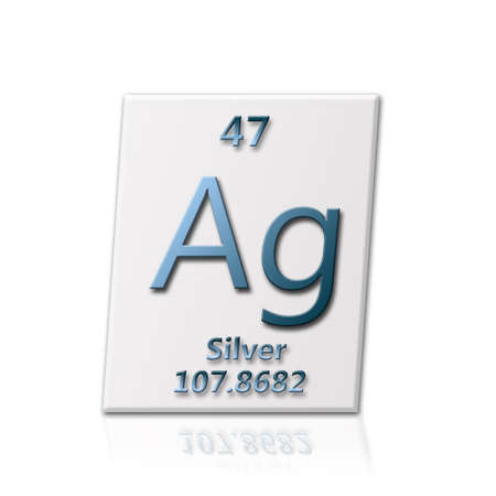 chemical element: There is a chemical element Silver with all information about it