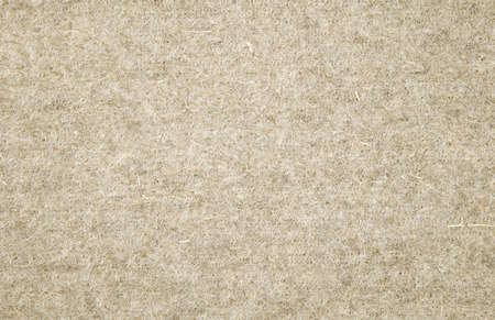 There is brown wool material for sewing  photo