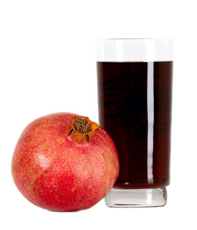 tasteful: Red tasteful fruit garnet, healthy food concept