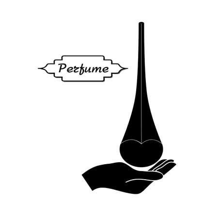 toilette: the Illustration dedicated to perfume.