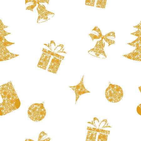 substrate: bright and beautiful illustration on the theme of Christmas and New Year.