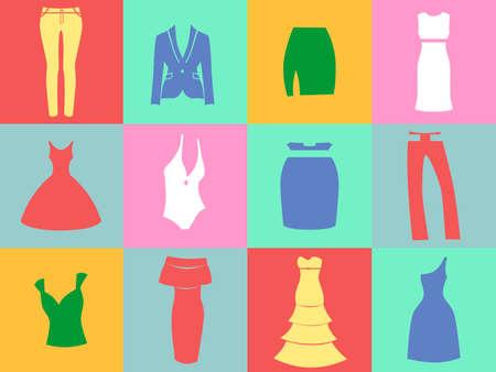 t shirt model: fashionable womens clothing.