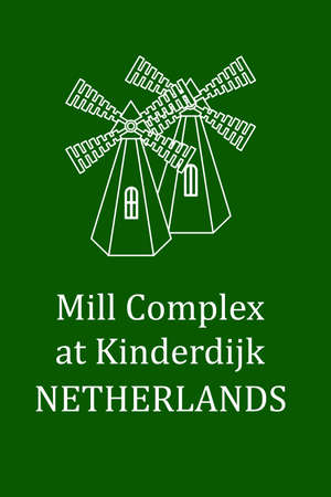 illustration in the style of a flat design on the theme of The Mill Complex.