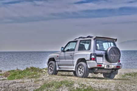Adventure at Capo peloro beach messina sicily
