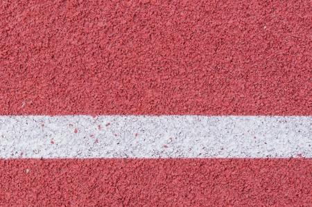 tartan track athletics field texture  photo