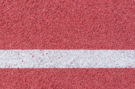 tartan track athletics field texture