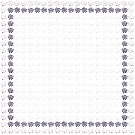 Border or background or texture or pattern - Floral - Flowers - Purple - Pink - Rose - Lilac