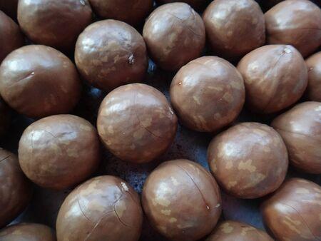 protease: Macadamia - seed