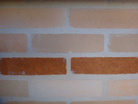 Background, border, texture, pattern - Brick - A small rectangular block typically made of fired or sun-dried clay, used in building.